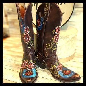 Old Gringo lucky boots 7